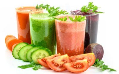 Соковая диета для очищения организма от токсинов